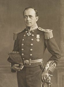 Captain Robert Falcon Scott