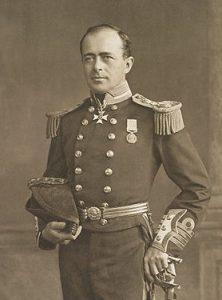 Captain Robert Falcon Scott
