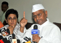 Overdoing the Anna Hazare thing?